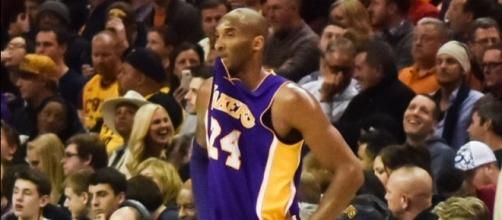 Former Los Angeles Lakers players Kobe Bryant. Photo by Erik Drost, Flickr -- CC BY 2.0