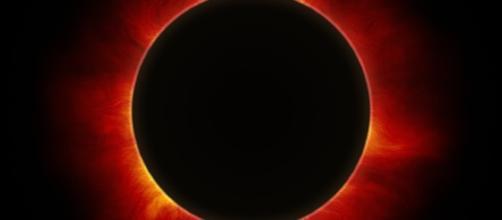 Image of aSolar eclipse. Pixabay.com