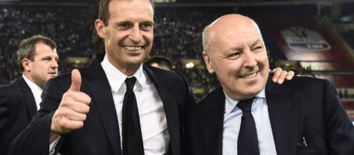 Marotta e Paratici sul calciomercato della Juventus
