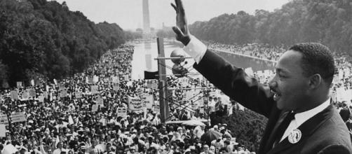 Martin Luther King il 28 Agosto del 1963