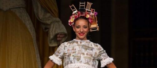 Modelo: Alba Díaz. Foto: Agustín Puig.