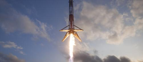 Photo by Space X Official via Flickr