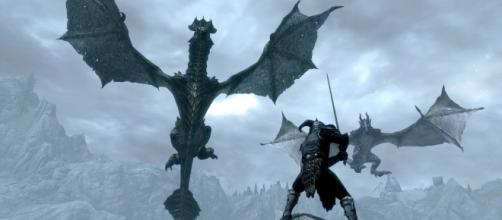 Skyrim screenshot by Marcelus SK on flickr