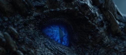 The Night King's game changer (via HBO)