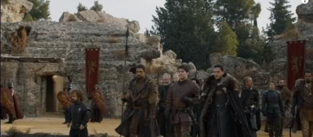 """A parlay and a fight happens in the finale of """"Game of Thrones"""" Season 7. (Photo:YouTube/GameofThrones)"""