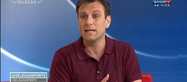 André Loffredo, da SporTV, é só elogios ao Colorado