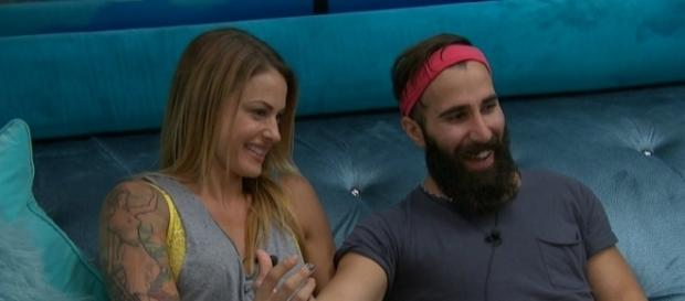 'Big Brother 19' Christmas and Paul used w/ permission via CBS.