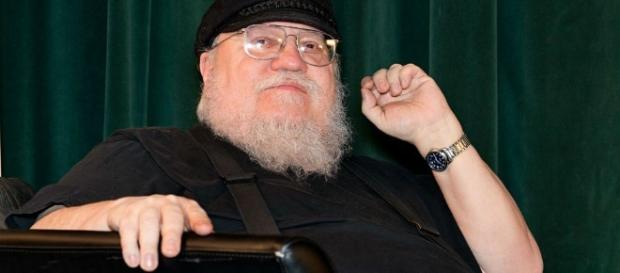 """George RR Martin teased fans on """"The Winds of Winter"""" possible release date. Photo by whycreate/YouTube Screenshot"""