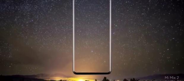 Xiaomi Mi Mix 2 Image via XIAOMI GLOBAL COMMUNITY/YouTube screenshot