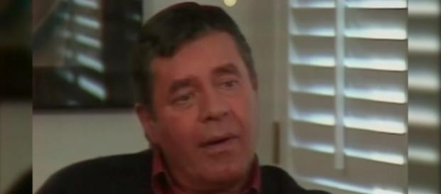Jerry Lewis | credit, CNN, YouTube