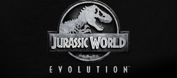 Jurassic World Evolution logo by psyounger on flickr