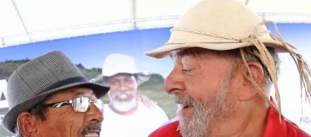 Lula visita três estados do Nordeste   Lula - com.br