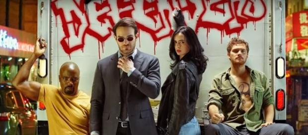 Marvel's The Defenders- (YouTube/Now This Nerd)