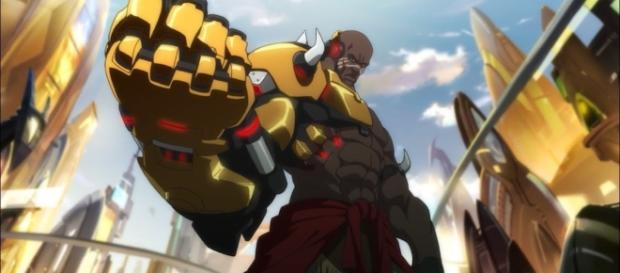 'Overwatch' hero Doomfist. (image source: YouTube/PlayOverwatch)