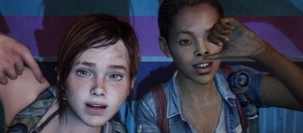 'The Last of Us: Left Behind' DLC. (image source: YouTube/AnonymousAffection)
