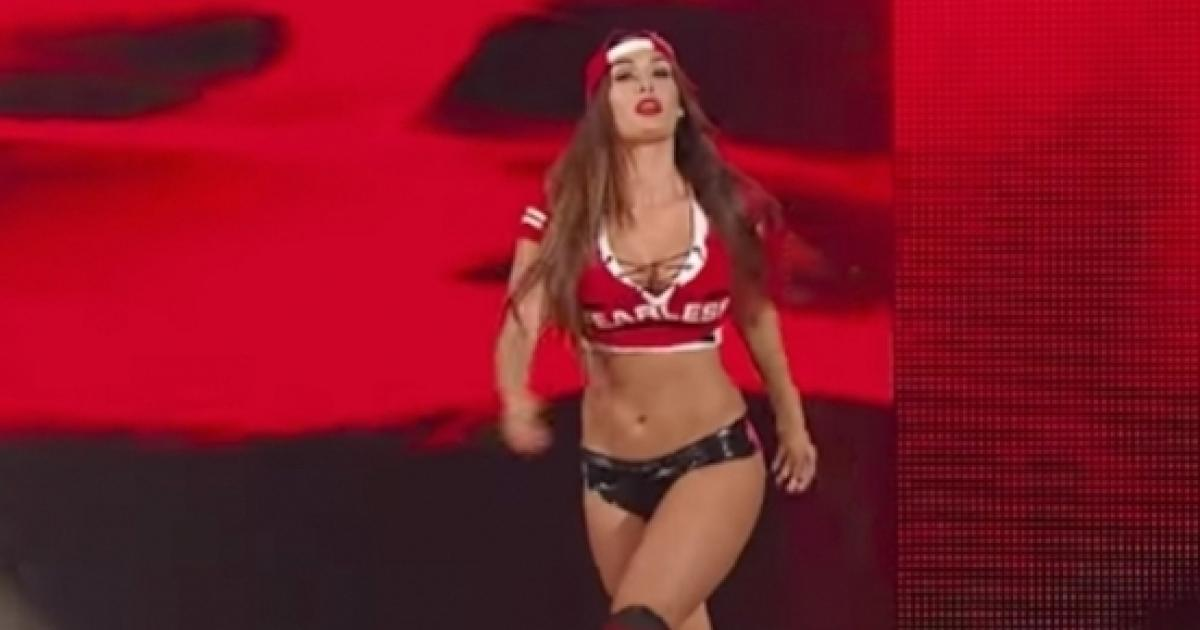 nikki james wwe