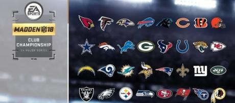 All NFL teams are partnered EA Sports for the 'Madden NFL Club Championship' e-sports competition. / from 'YouTube' screen grab