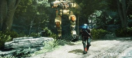 "Respawn Entertainment isn't giving up on ""Titanfall 2,"" and hints on new updates with a cryptic tweet. [Youtube scren shot]"