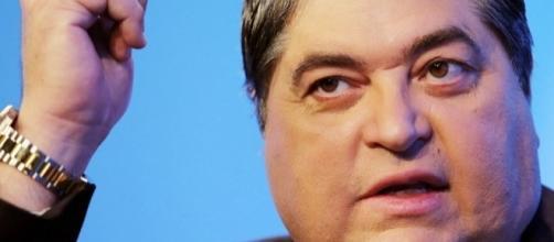 Apresentador do ''Brasil Urgente'', José Luiz Datena