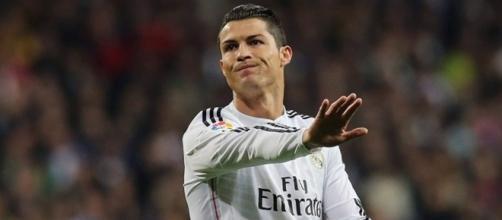Cristiano Ronaldo esta enojado por castigo