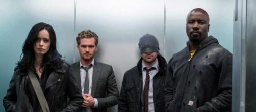 Crítica de The Defenders, la serie crossover de Marvel y Netflix ... - hobbyconsolas.com
