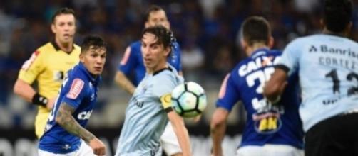 Cruzeiro x Grêmio pela Copa do Brasil