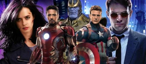 Dos actores de la serie de Marvel dejan claro que Los Vengadores y The Defendes no son lo mismo