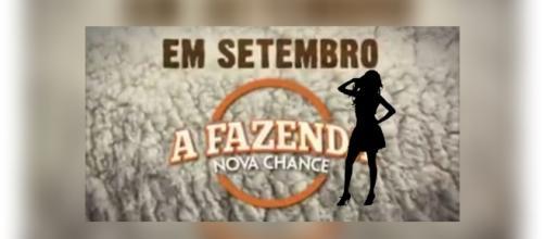 Em setembro estreia na Record, 'A Fazenda 9 - Uma Nova Chance'
