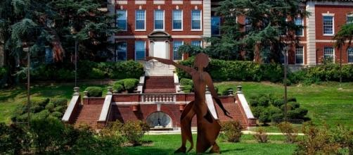 Howard University campus. / [Image by TPS Dave via Pixabay, CC BY 0]