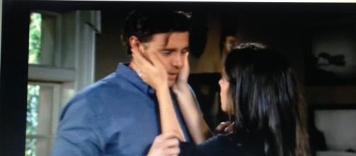 Jason and Sam first kiss.. Youtube.com dailymotion.com. FE.