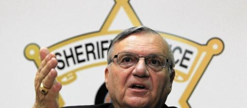 Joe Arpaio has begged for help with legal fees. via Larkin & Lacey Frontera Fund
