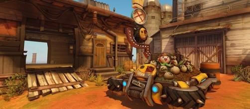 "Junkertown is the newest map heading to the ""Overwatch"" PTR soon. (Blizzard)"