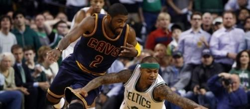 Kyrie Irving goes to the Boston Celtics and Isaiah Thomas to the Cleveland Cavaliers - image source: spursneverfail/Flickr - flickr.com