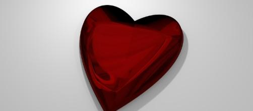 Love. Heart. Image via Pixabay.