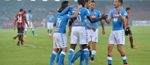 Napoli-Nizza in Diretta tv e Live-Streaming