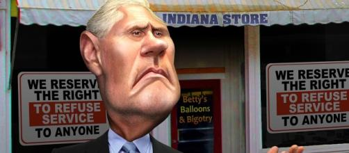 Never forget where Mike came from https://commons.wikimedia.org/wiki/File:Mike_Pence_-_Caricature.jpg