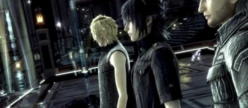 Noctis and the boys will show off their pointy hairstyles on PC | Square Enix NA/YouTube