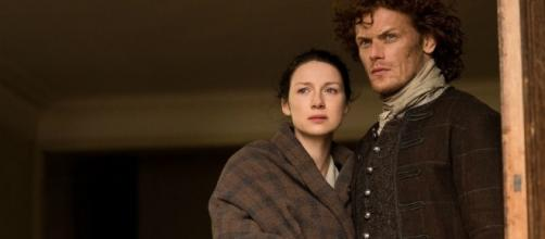 Outlander' Season 3: Caitriona Balfe On Claire's 'All-Consuming ... Youtube screen grab