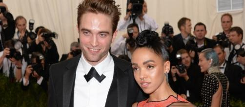 Robert Pattinson and FKA Twigs reportedly ended their relationship. Photo by Paparazzi/YouTube Screenshot