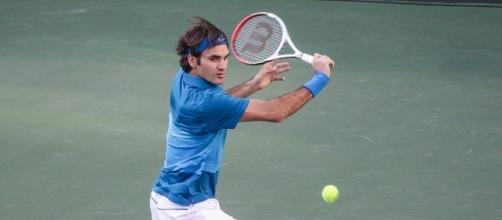Roger Federer of Switzerland (Wikimedia Commons/Mike McCune)