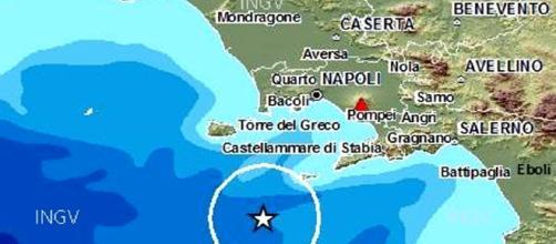 Scossa di terremoto 4.1 al largo di Capri e Ischia | Bergamosera ... - bergamosera.com