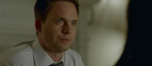 'Suits' Season 7, episode 7 promo: Will Harvey fire Mike? (tvpromosdb/YouTube)