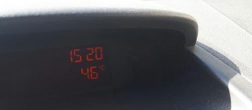 Temperature registrate a Lecce nei giorni scorsi