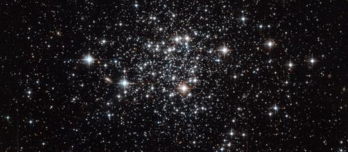 This is an image of Hubble ESA/Flickr