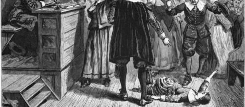 Uno de los juicios por brujería