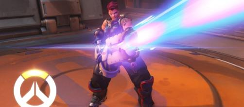 "Zarya is without a doubt one of the best tanks in ""Overwatch"" (via YouTube/PlayOverwatch)"