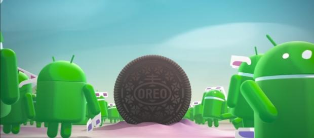 Android Oreo has arrived in full gear. (via Android/Youtube)