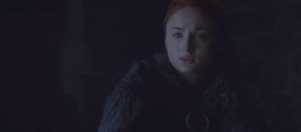 Arya vs Sansa - YouTube screenshot | Jesus/https://www.youtube.com/watch?v=gVVzT_IO08M