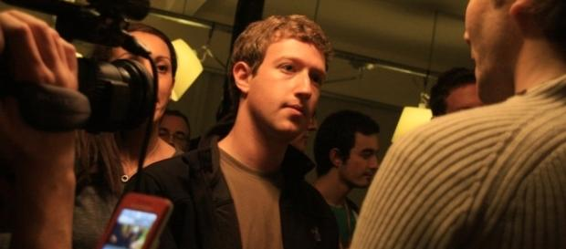 Facebook CEO / Photo via Ludovic Toinel, Flickr