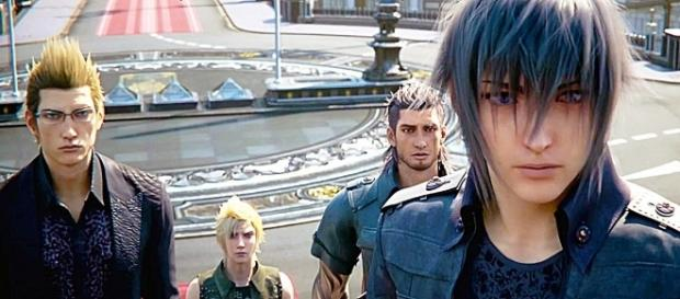 'Final Fantasy XV' arrives on the PC next year. (image source: YouTube/lzuniy)
